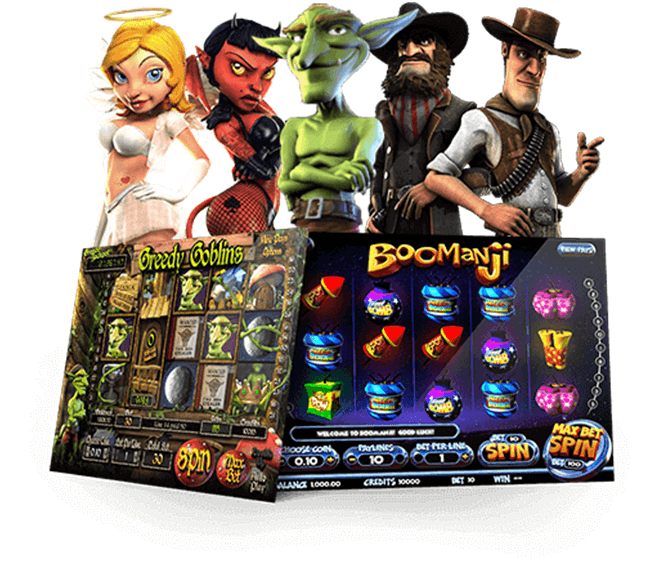 What are the best new 3D gaming slots to play at UK casinos?