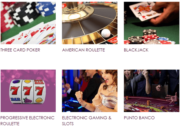Alea Casino Games