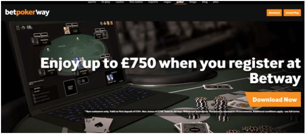 Bet Way Poker