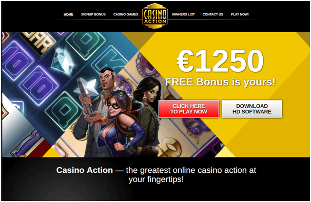 Casino Action UK