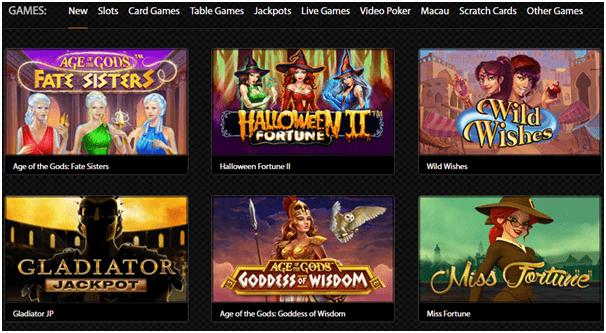 Casino UK Games to enjoy