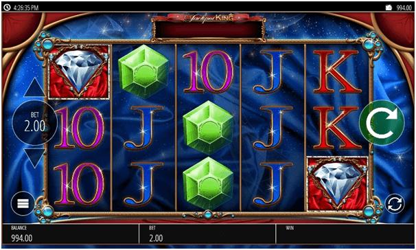 Diamond Jackpots