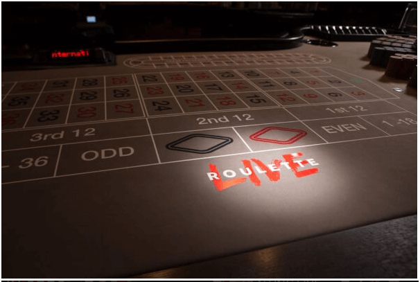 Dual Play Roulette at Live UK Casinos