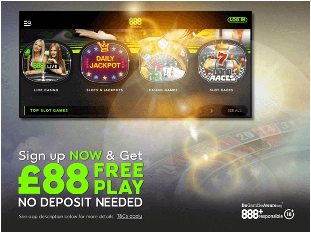 Four Best Casino Apps in UK that offer Real Cash to win Online- 88 casino