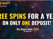 Free Spins Slotsmagic
