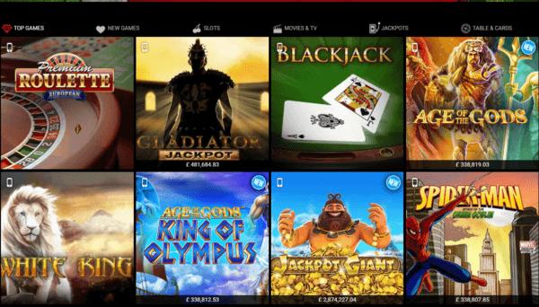 best ladbrokes casino games