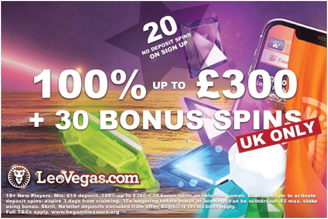 Leo Vegas Casino UK