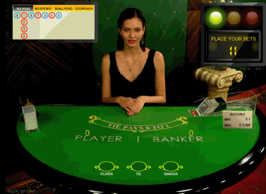 Live Dealer Paddy power Casino