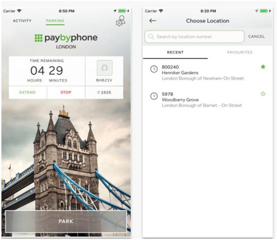 Payby Phone app