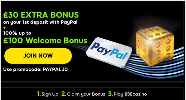 PayPal Casinos UK