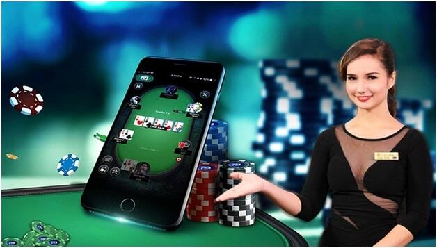 Poker games in UK casinos