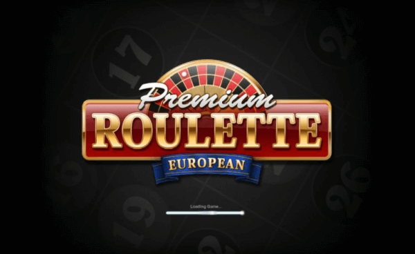 Loading of a European Roulette Game