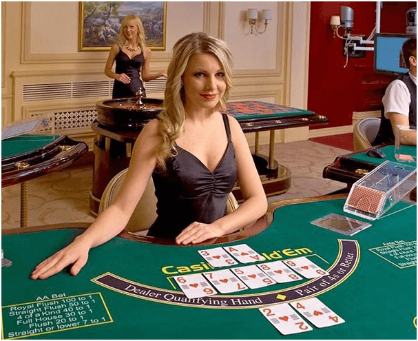 Three best live online poker casinos to visit this month