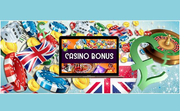 UK online casino bonus offers