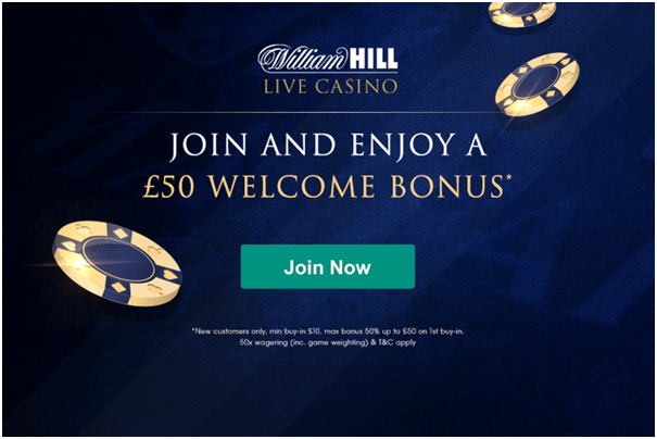 William Hill Guide How To Withdraw Money From Your Account