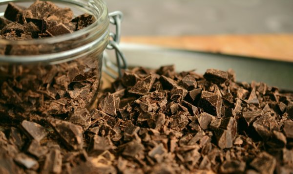 Raw Chocolate is Good for You!